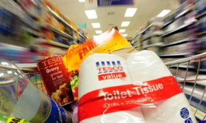 Tesco's not a champion for the poor