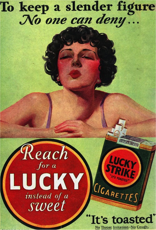 2-Lucky-Strike–To-Keep-A-Slender-Figure-No-One-Can-Deny